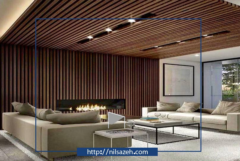 8 ایده طراحی داخلی با استفاده از فایبر سمنت برد